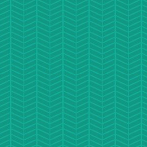 Algae Herringbone Chevron