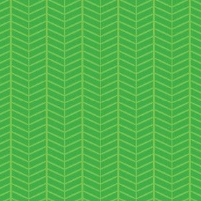 Grass Herringbone Chevron