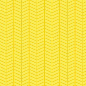 Lemonade Herringbone Chevron