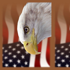 bald eagle - placemats