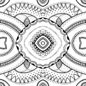 Coloring Book - Design 2