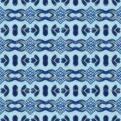 Blue Winds, Dark Keyholes