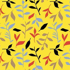 Tea Leaf Scatter (sunshine)