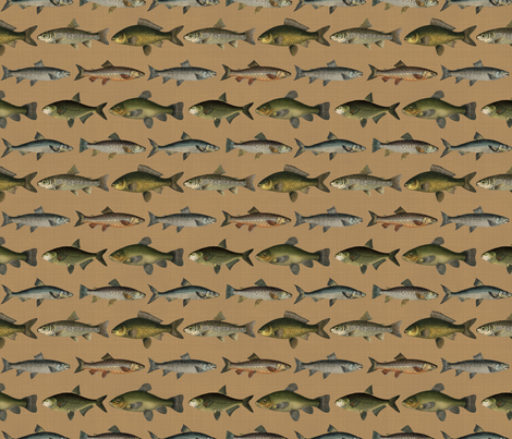 Sport Fishing fabric by bags29 on Spoonflower - custom fabric