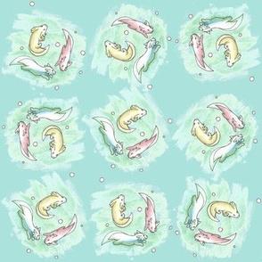 Axolotl Bubbles