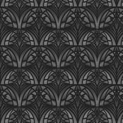 Dark Gray Art Deco (small)
