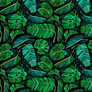 Tropic Leaves