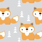 fox-grey