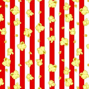 Poppin' Corn - 1 Inch Stripes