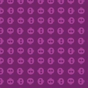 Grape Skull Grid