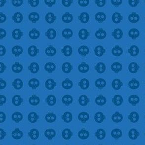 Ocean Skull Grid