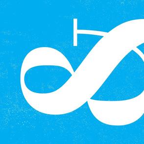 Graphic Design Tea Towel - C - Ampersand