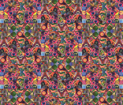 For Real - A Joy of Design Series Compilation fabric by helena_tiainen on Spoonflower - custom fabric