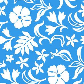 Aloha Flowers 19c