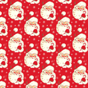 Hi Santa Red ~ New small size! Christmas