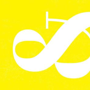 Graphic Design Tea Towel - Y - Ampersand