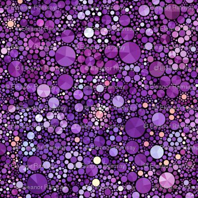 Dreams of Purple - Larger Scale