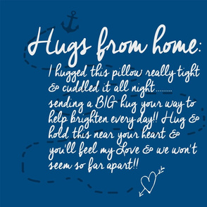 Hugs From Home - Anchor