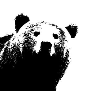 "17""Black Bear"