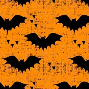 bats || orange