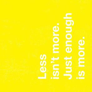 Graphic Design Tea Towel - Y - Milton Glaser