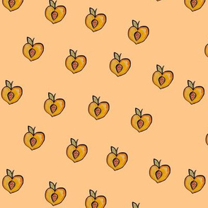 tiny peaches