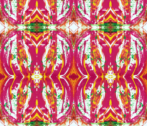Pink Rapture fabric by designs_by_celia_feliciano on Spoonflower - custom fabric