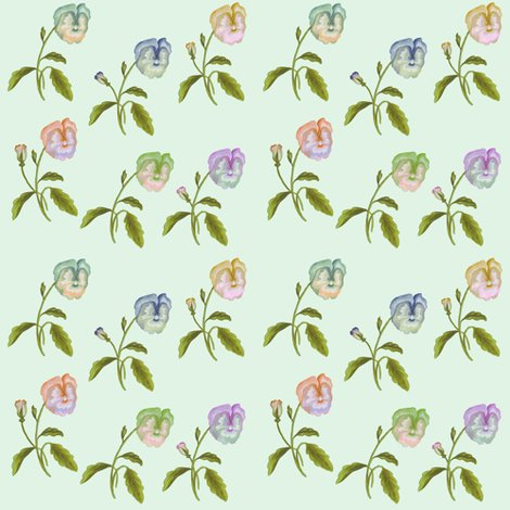 Pansy_meadow_green_palestduckegg_shop_preview