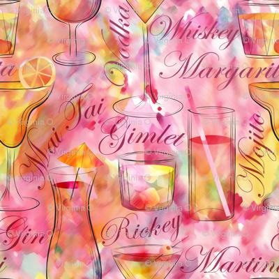 Let's Drink Cocktails!