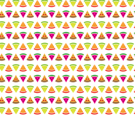 Betabrand Double Take fabric by carolynbelefski on Spoonflower - custom fabric