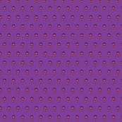 Little flower - Purple on purple