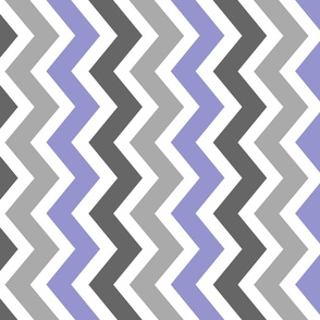 Rotated Chevron Purple Grey