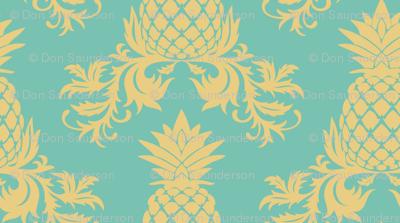 Mango Pineapple Wrap