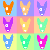 Pastel Pups