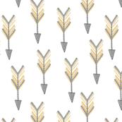 arrows yellow