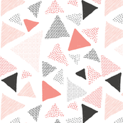 triangles coral