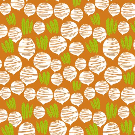 beets // vegetables fall autumn harvest thanksgiving food vegetables vegan food fabric by andrea_lauren on Spoonflower - custom fabric