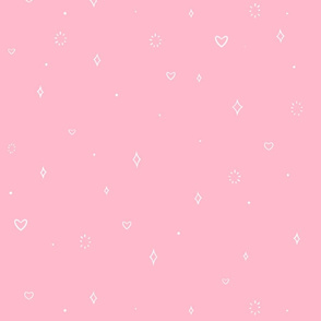 Sweet Revenge - Pink Coordinate