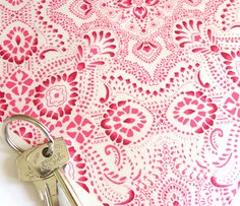 Mosaic_bandana_no_texture_150_25cm_pink_comment_706252_preview