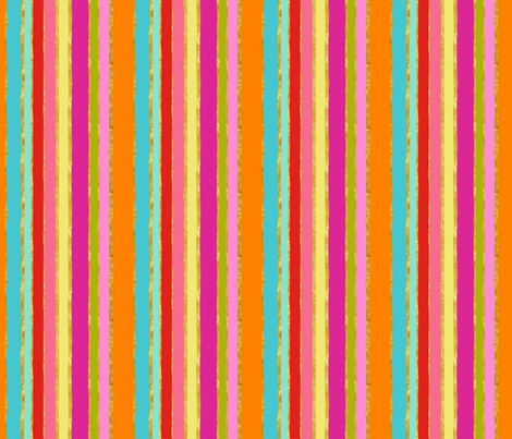 love more stripes fabric by designed_by_debby on Spoonflower - custom fabric