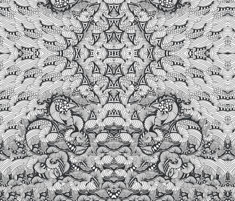 dodo fabric by mldanford17 on Spoonflower - custom fabric