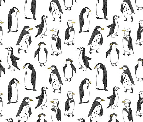 Rhuddle_of_penguins_white_shop_preview