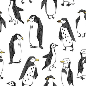 penguins // pingu penguin white winter kids cute winter birds antarctic
