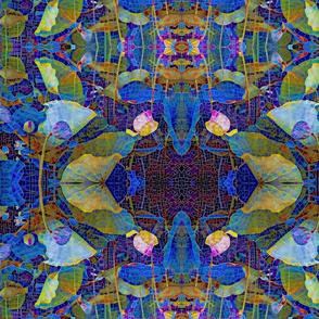 Lotus Tile Large Print