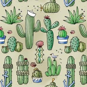 Salty Cactus