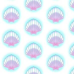 Pastel Seashell