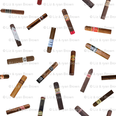 Scattered Cigars