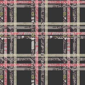 Plaid Circuits - 7