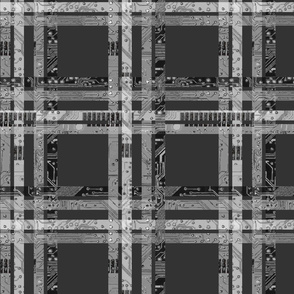 Plaid Circuits - 5