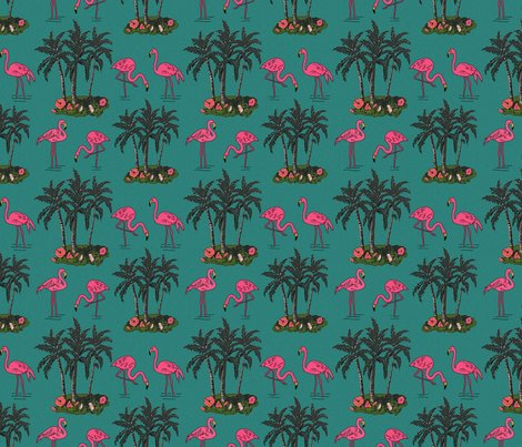 Vintage_flamingos_6x6_shop_preview